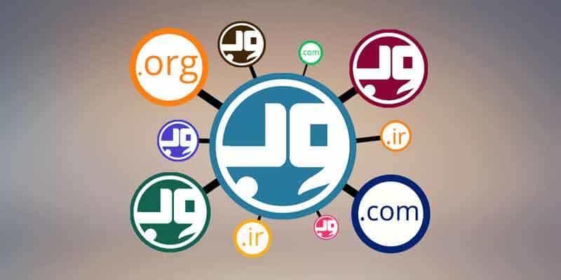 ثبت دامنه و اتصال آن در وبنشر